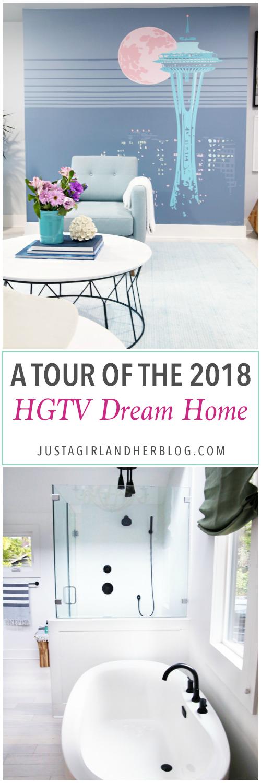 A Tour of the 2018 HGTV Dream