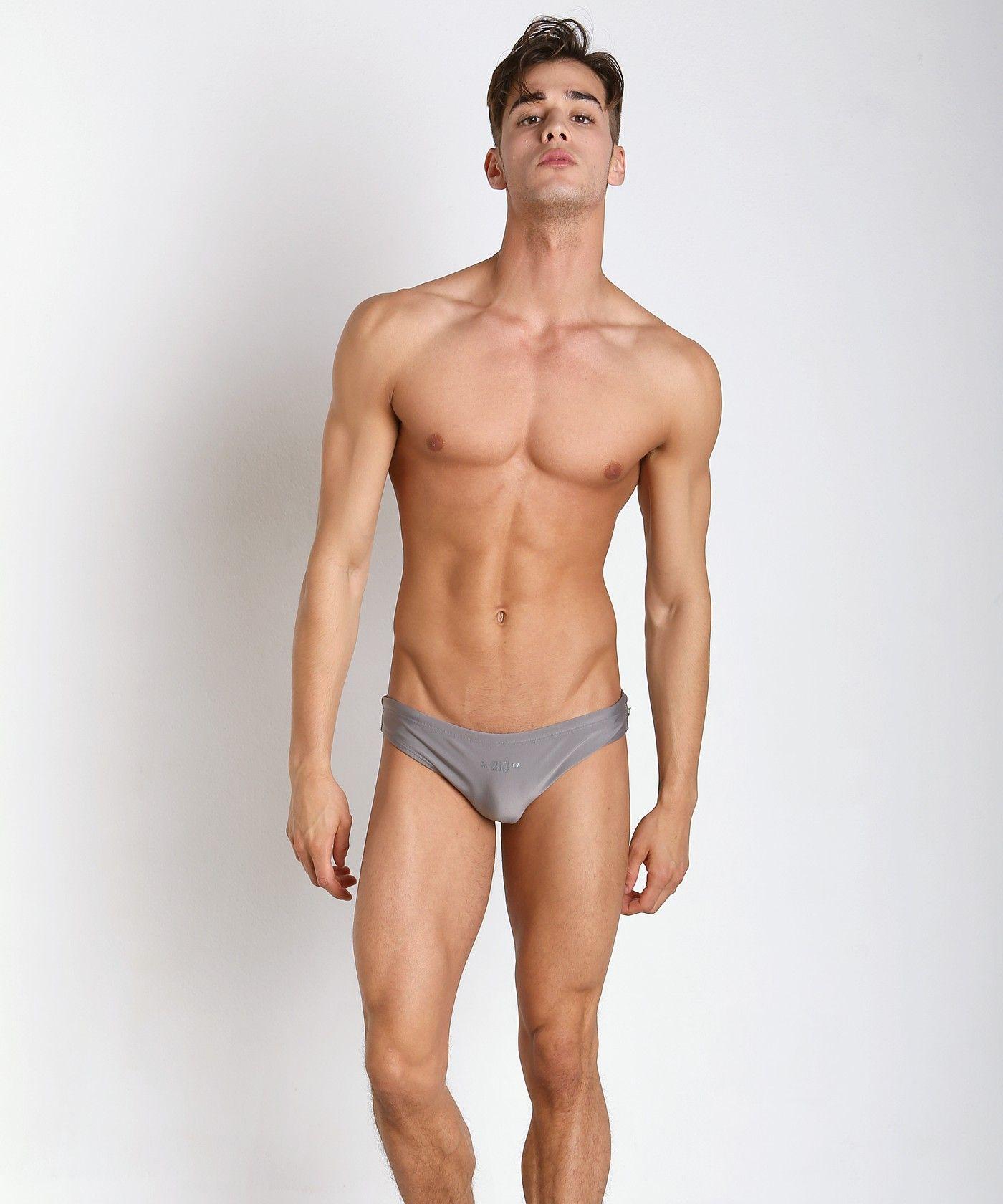 Bikini open male double triple