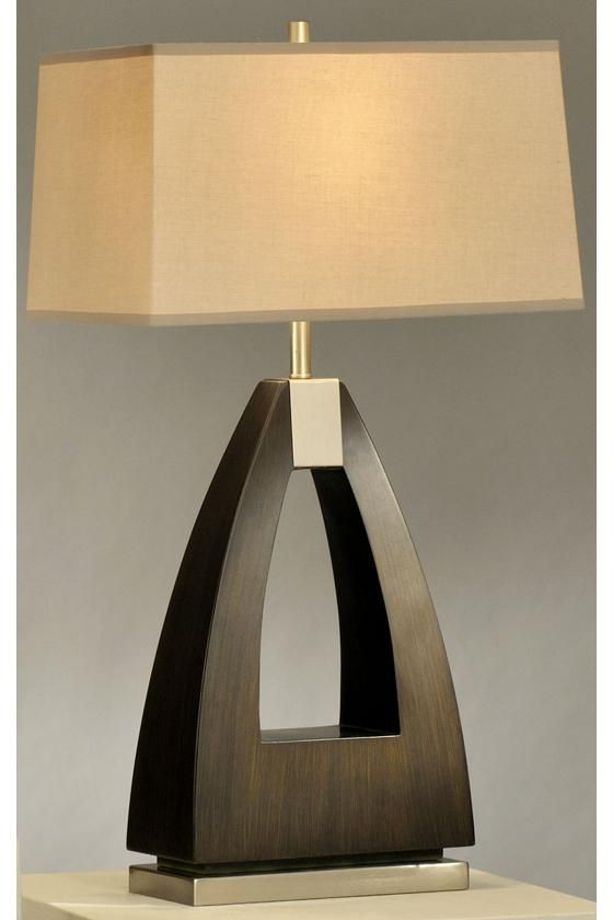 Simple and sleek. in 2019 | Table lamp sets, Table lamp ...