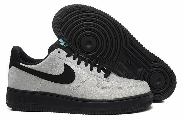 basket air force 1 en gris