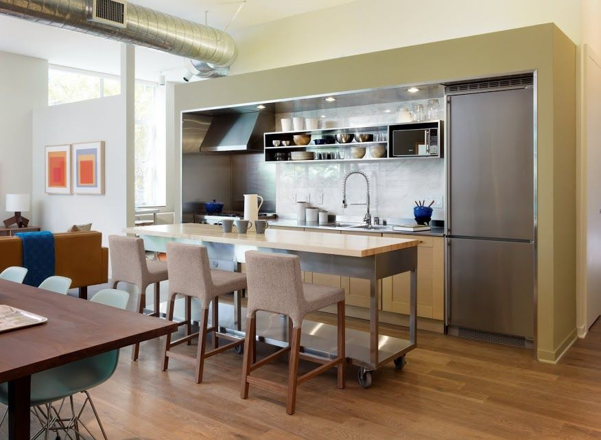 Gallery Lofts, Los Angeles, designed by Incorporated Architecture +