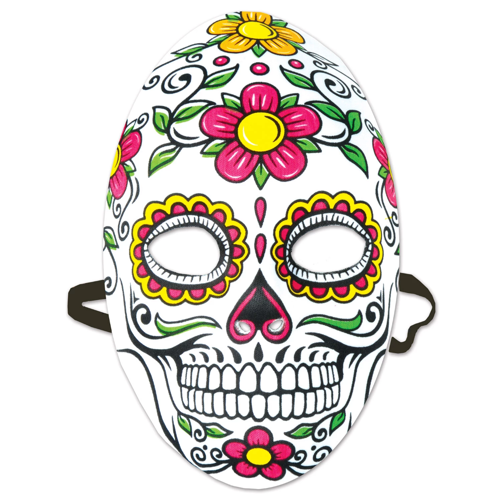 Day Of The Dead Mask Case Of 12 Day Of The Dead Mask Day Of The Dead Day Of The Dead Party