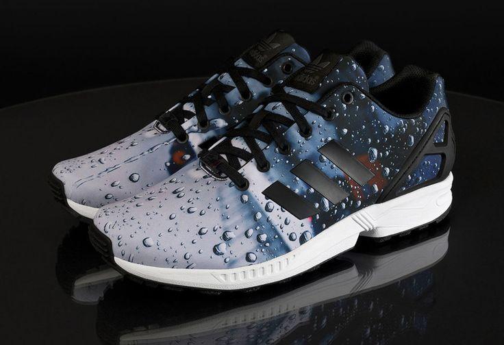 mieux aimé bdbf3 02ac8 adidas zx flux espace,chaussures zx flux adv tech bleu homme ...