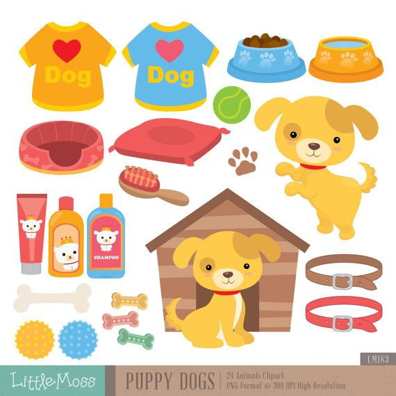 Puppy Dogs Digital Clipart Puppies Clipart Puppy Clipart Dogs