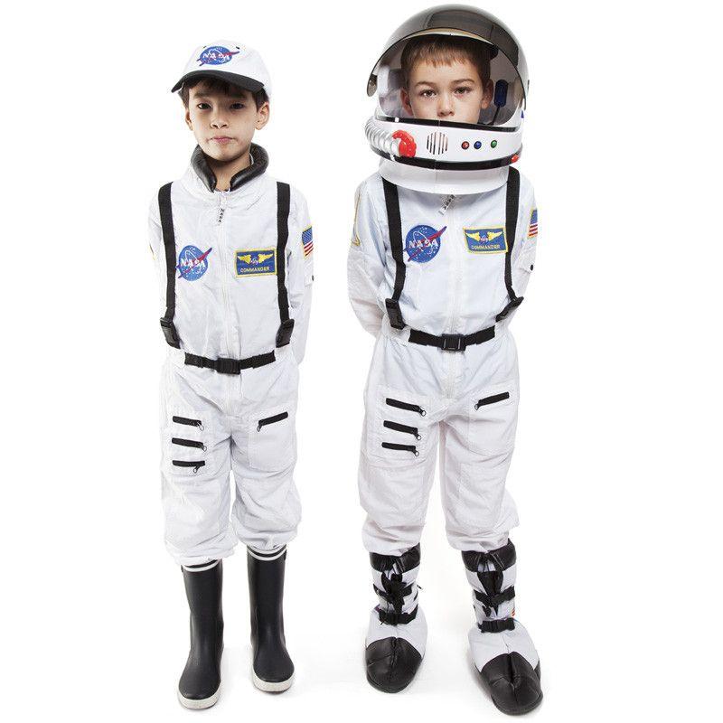 Child NASA Astronaut Space Suit  Costume