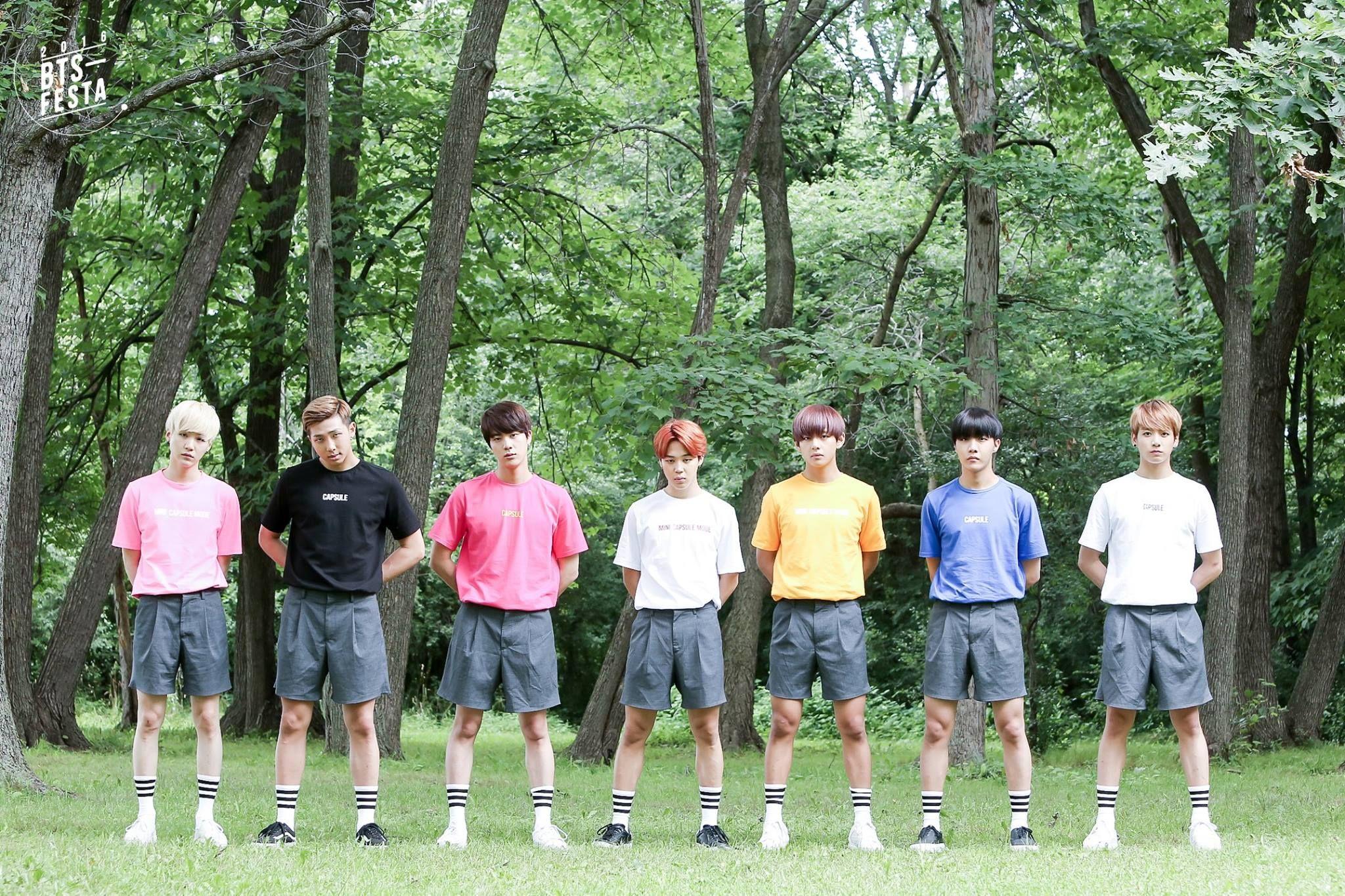 27 Picture/FB] [BTS FESTA 20] BTS 20rd Anniversary Photo Album ...
