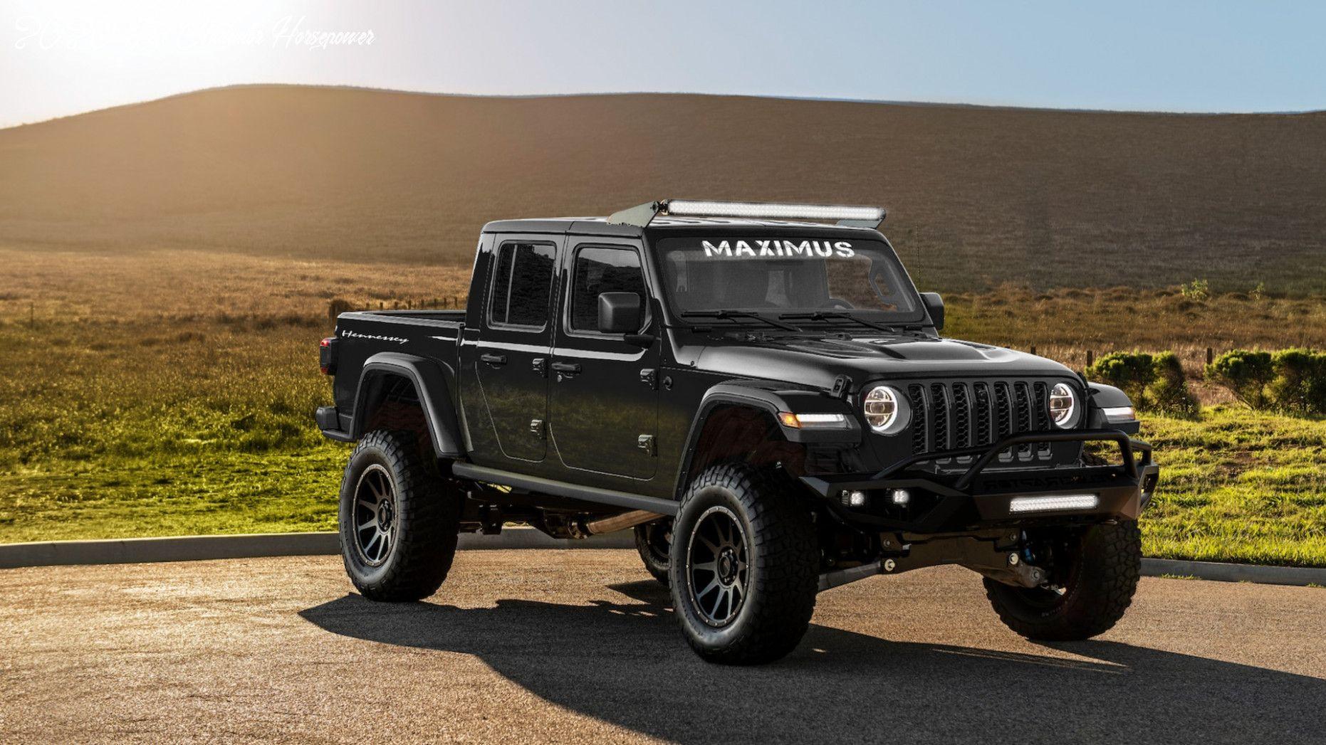 2020 Jeep Gladiator Horsepower Interior In 2020 Jeep Gladiator Jeep Gladiator