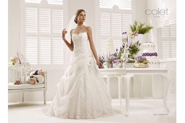 Nicole Spose collezione abiti da sposa 2012, Abiti da sposa Colet Preview 2013