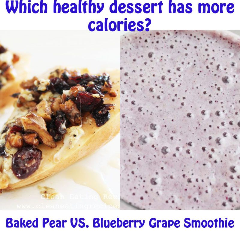 Which clean eating recipe has more calories take the quiz and find which clean eating recipe has more calories take the quiz and find out forumfinder Choice Image
