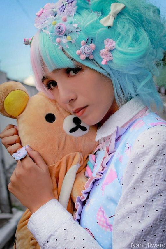 Kawaii Fairy Kei Hair Clip Kawaii Fashion Harajuku Girls Kawaii Clothes