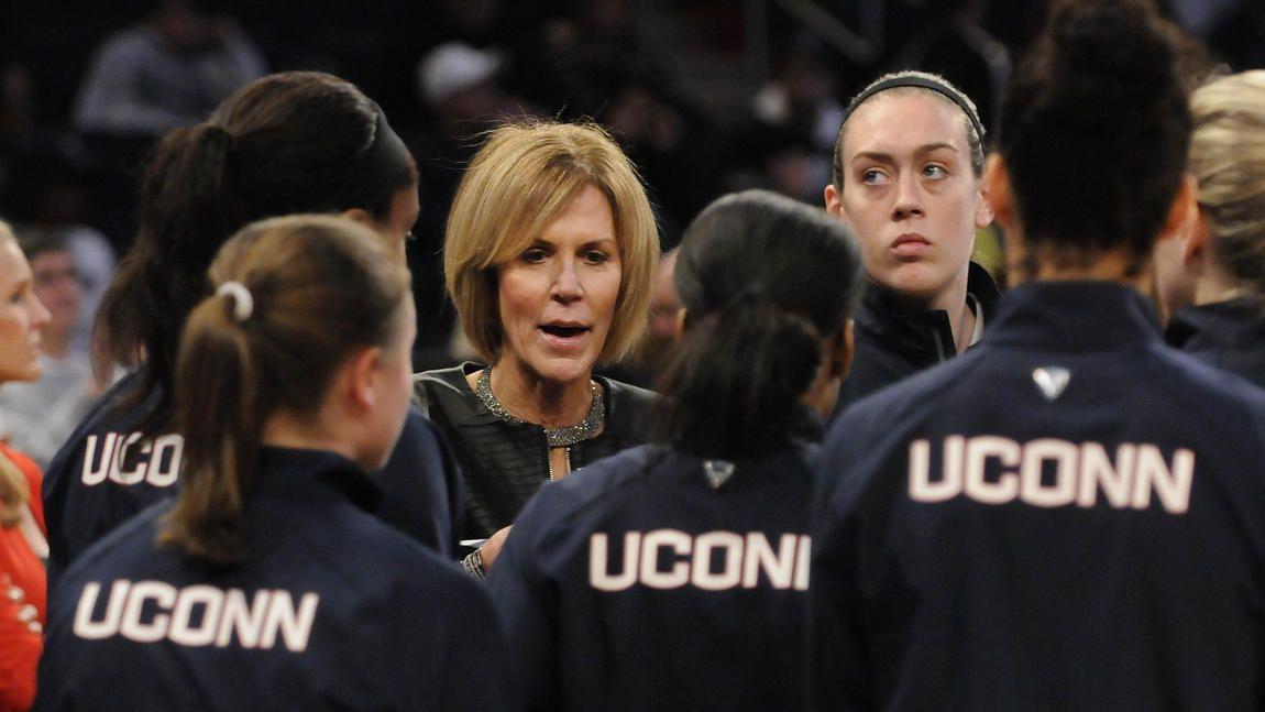 UConn Women Vs. St. John's Uconn womens basketball