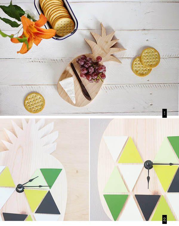 DIY : Ananas Roundup