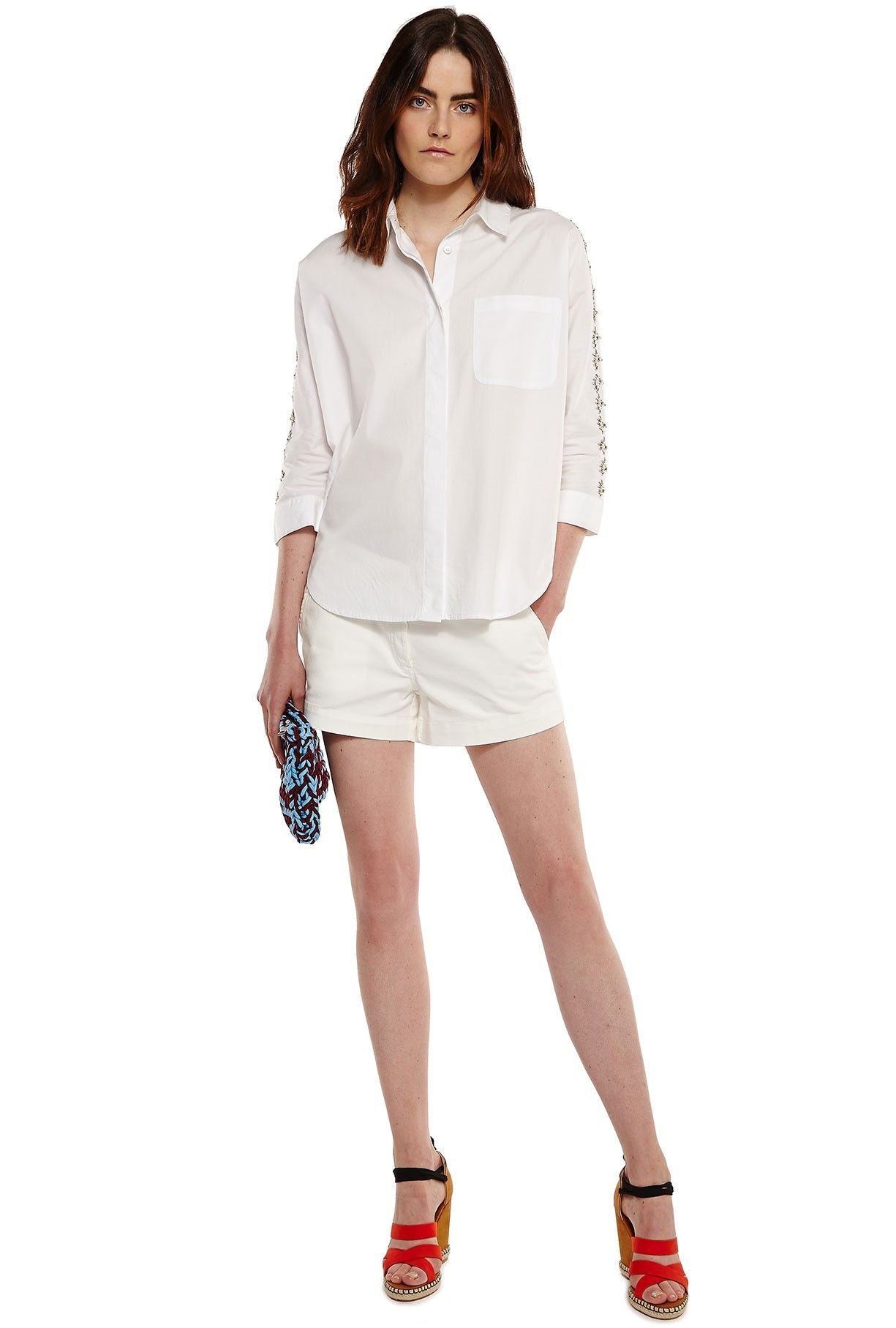 Essentiel Antwerp - Loensequins shirt > Beach collection