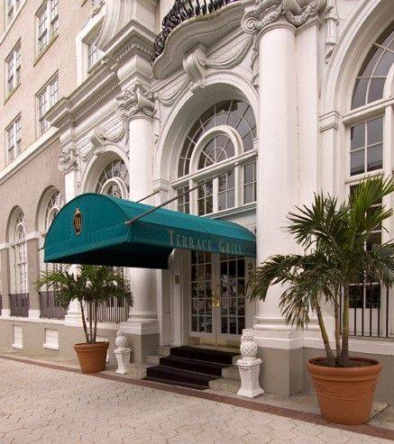 The Terrace Hotel Lakeland Florida Fully Red Historic Located Downtown