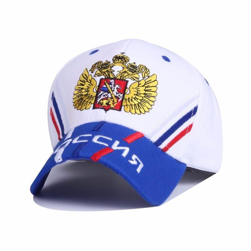 03f3e5dd4cd Russia National Emblem Embroidery. Russia National Emblem Embroidery  Casquette Baseball