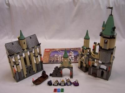 Lego Potter 4709 Hogwarts Castle Near Complete With Mini Figs