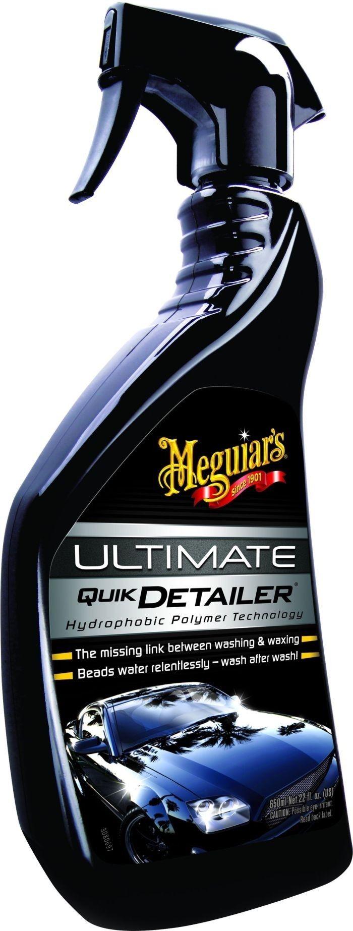 Jual Meguiars Meguiar S Ultimate Quik Detailer Meningkatkan Perlindungan Wax Aman U Semua Permukaan Dg Harga Distributor Tegangan Permukaan Teknologi Wax