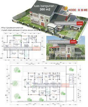 denah rumah mewah - google search   rumah, desain rumah