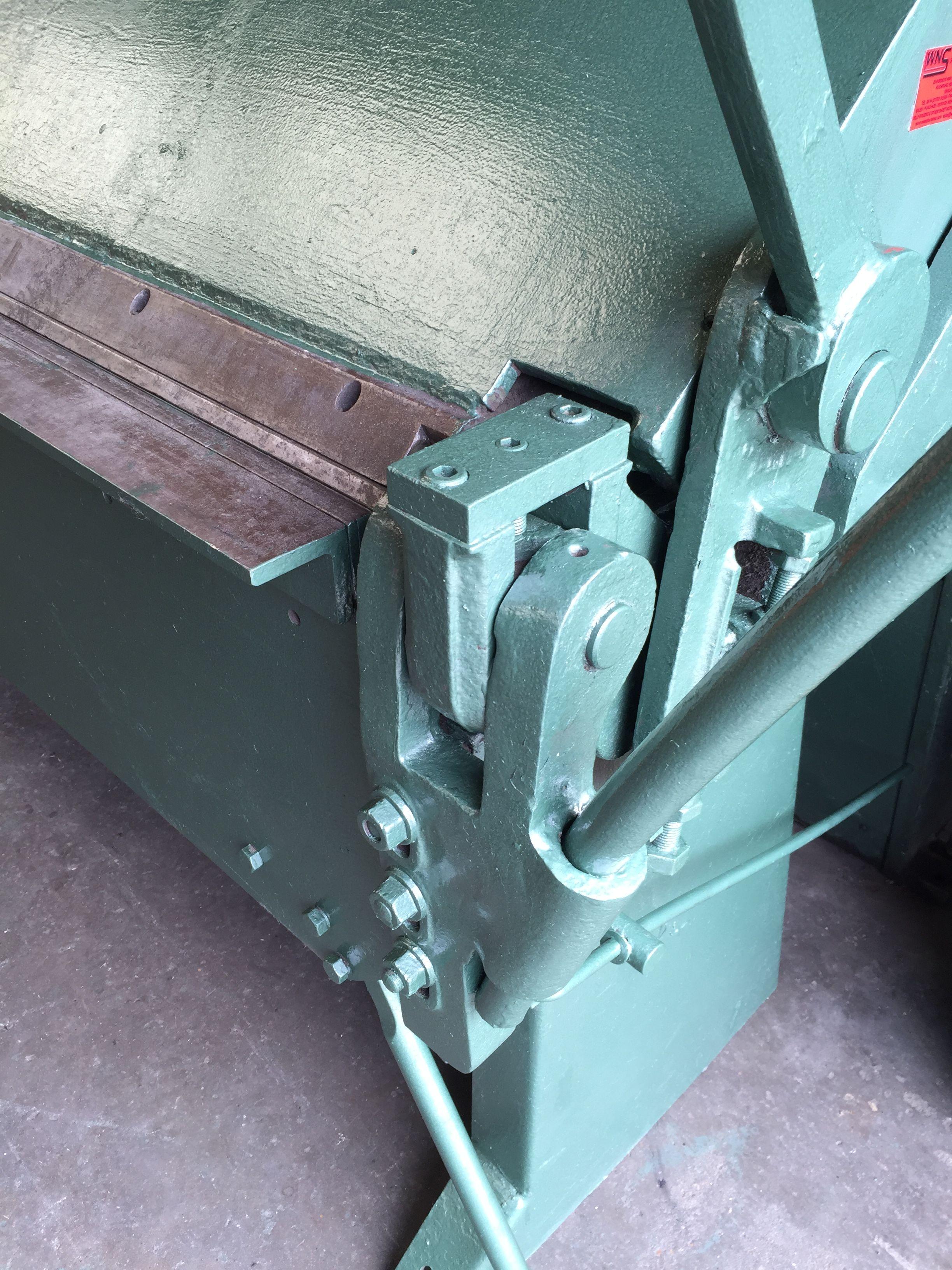 Edwards Sheet Metal Straight Blade Folder Fabrication Tools Metal Tools Metal Fabrication Tools