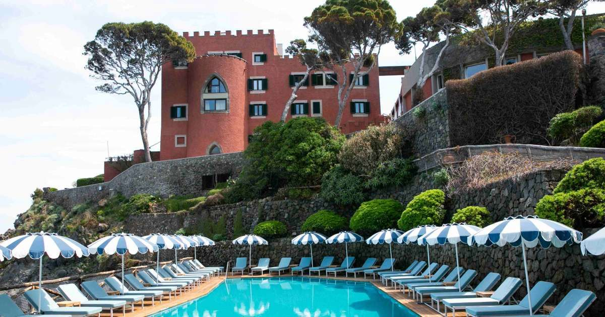 Discover The Mezzatorre Hotel Thermal Spa A 5 Star Luxury Hotel