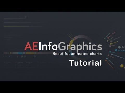 AEInfoGraphics, Create Animated Infographic Charts from Data or