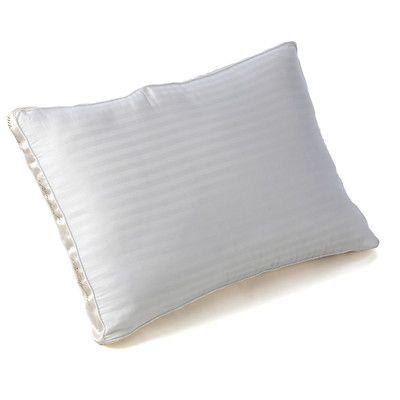 Simmons Beautyrest Pima Cotton Extra Firm Polyfill Pillow Size