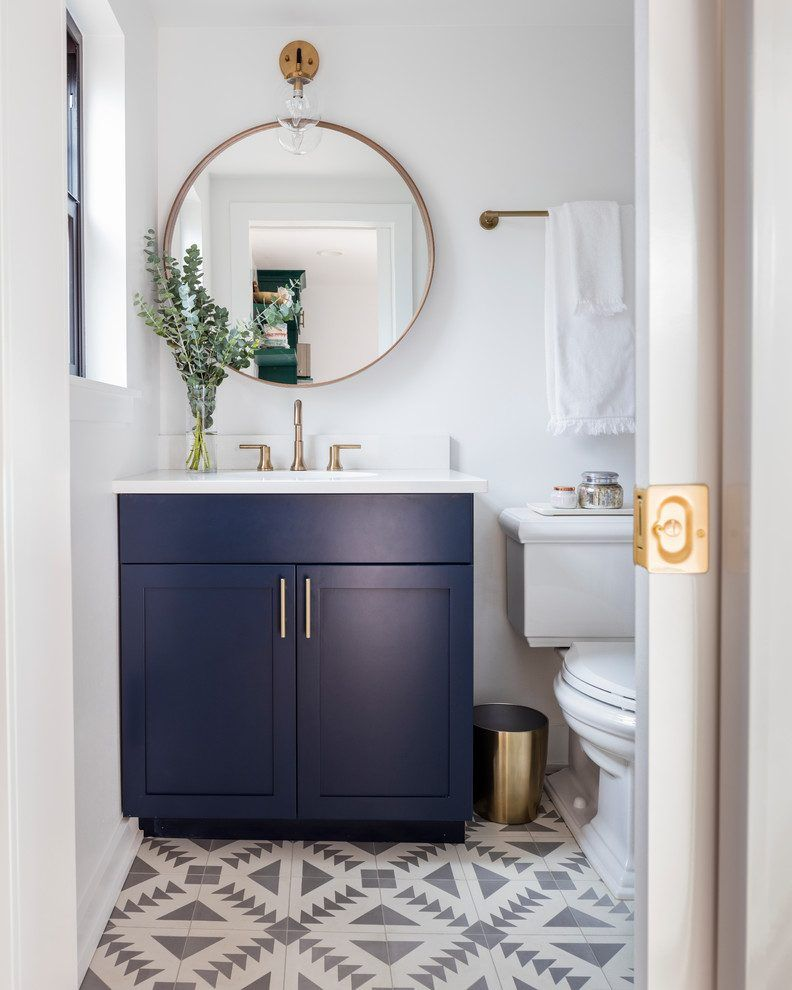 37 Modern Bathroom Vanity Ideas For Your Next Remodel In 2020 Bathroom Vanity Trends Guest Bathroom Small Modern Bathroom Vanity