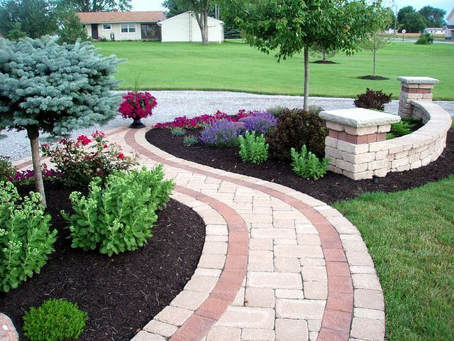 Best 25 Brick Sidewalk Ideas On Pinterest Brick Pathway