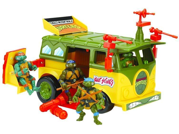 c7ed265d06316 Teenage Mutant Ninja Turtles Party Van | Birthdays | Ninja turtle ...