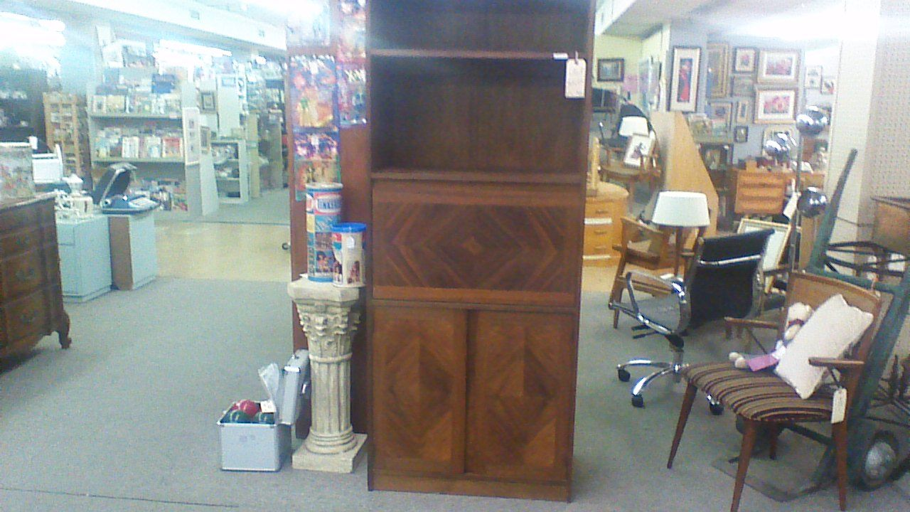 Sold mid century cabinet dealer located at antique plaza w