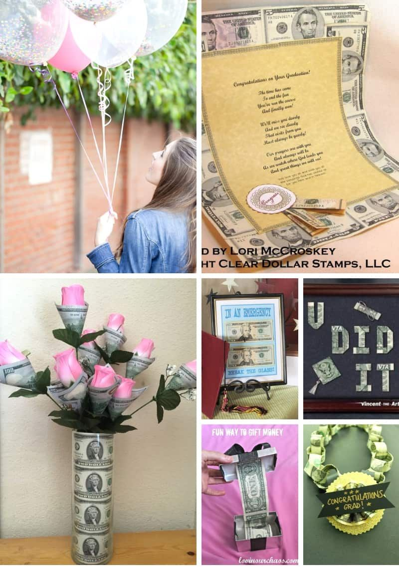 25 clever graudation money gift ideas to surprise the