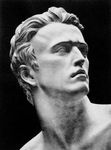 sculpture by Arno Breker (germany) | Portrait sculpture, Roman sculpture,  Art mann