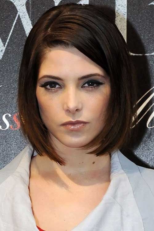 Best Short Bobs for Ladies with Round Faces | Bob hairstyles ...