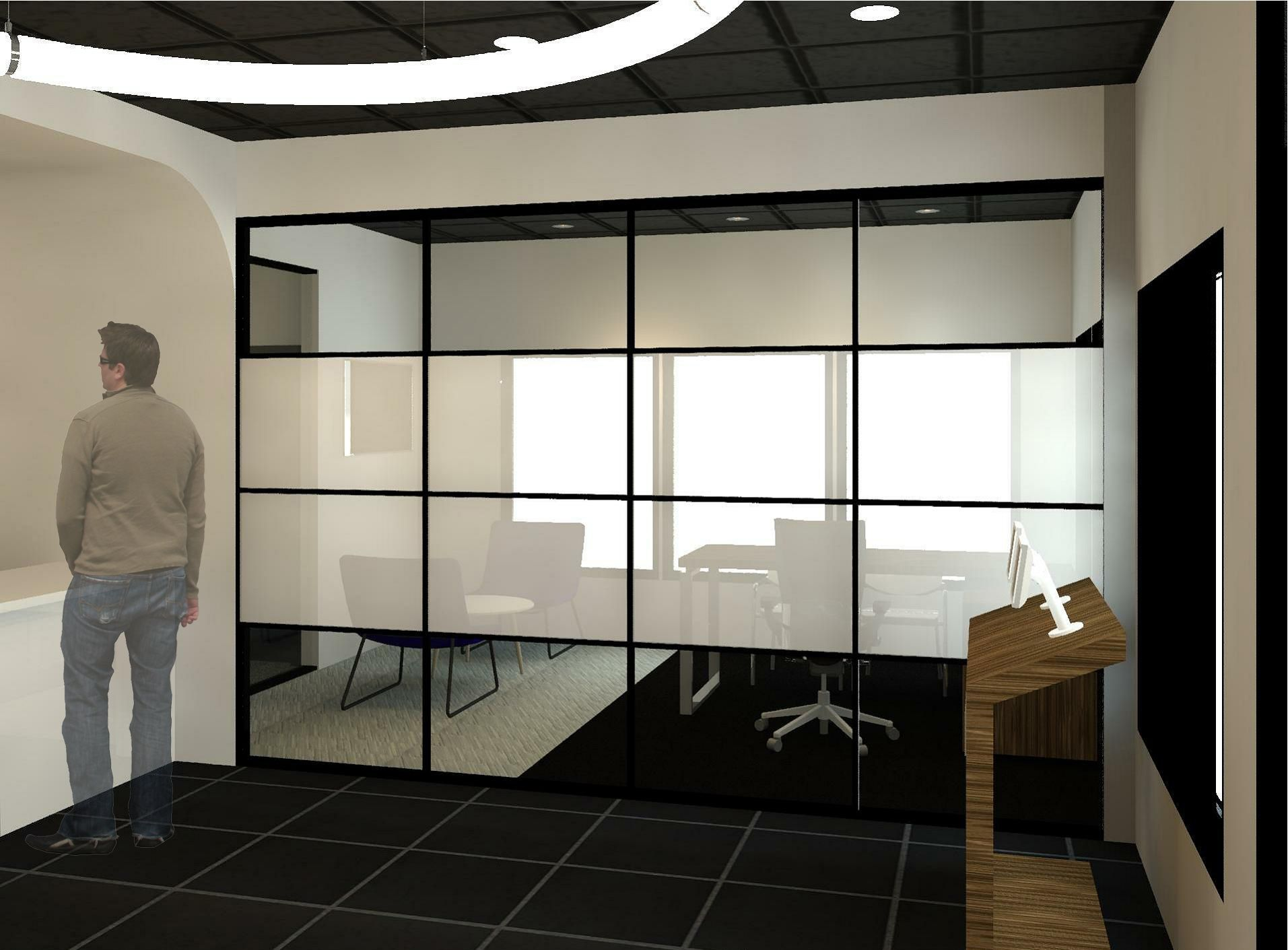Car Service Center Interior Design And Renderings Hospital Interior Design Interior Design Interior Design Firms