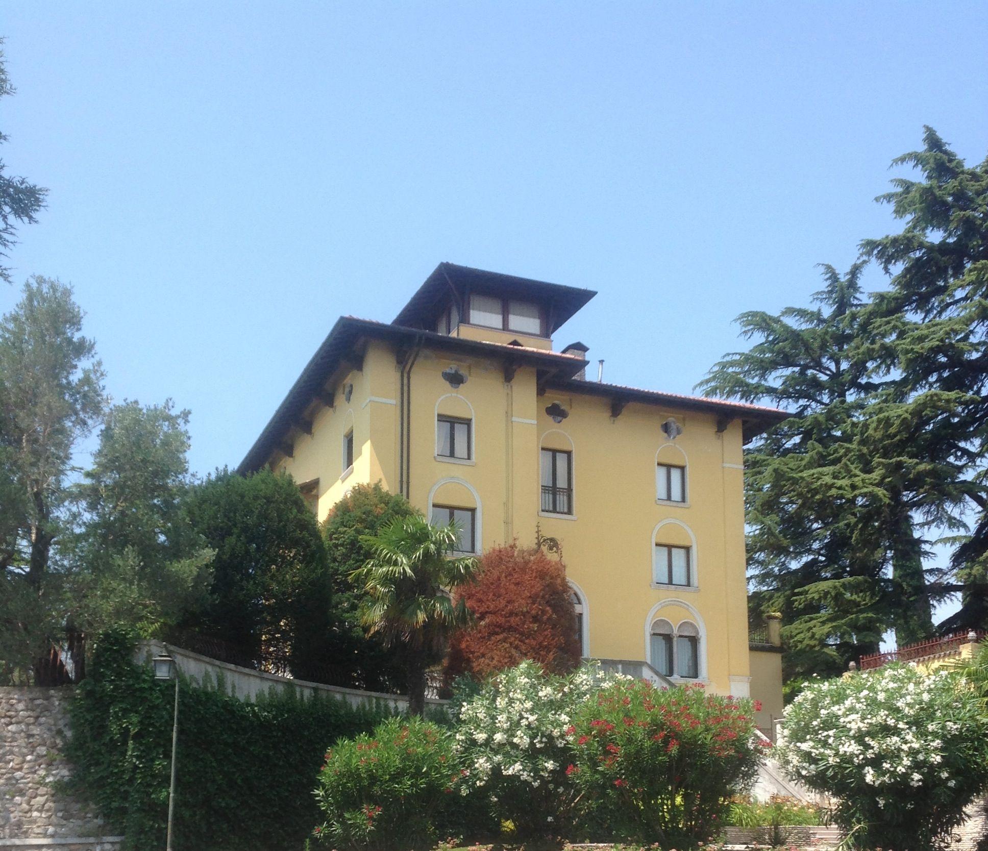 Maria Callas House Lake Garda Lake Garda House Styles Maria Callas