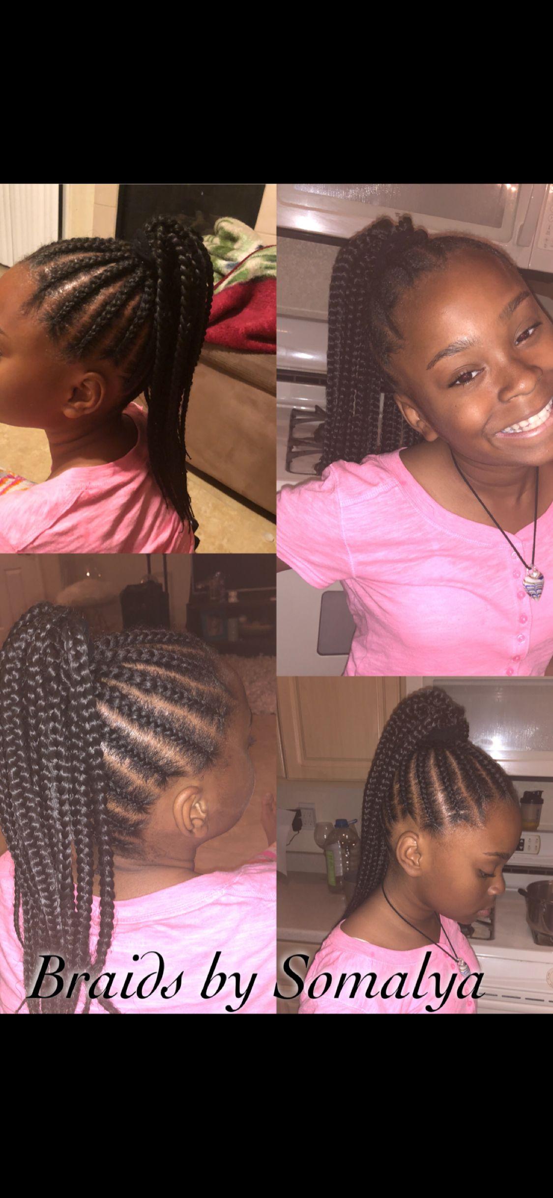 Crochet Braids Little Black Hair Black Girl Hair African American