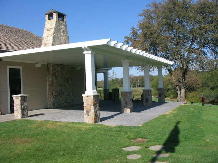 Merveilleux Solid Patio Covers   Sierra Sunscreens And Patio Covers   Picasa Web Albums