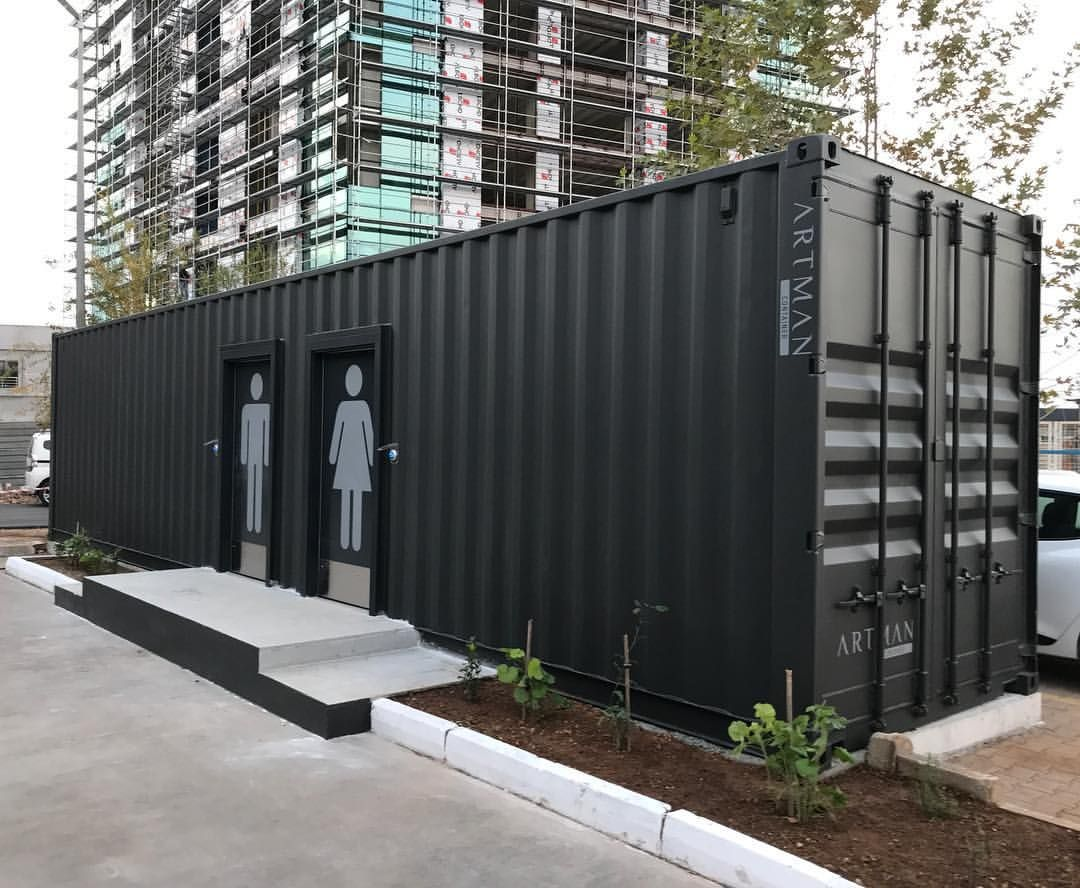 Containerdesign Containerhouse Containerhome Containers Containerhotel Containeroffice Containerc Container House Restroom Design Public Restroom Design