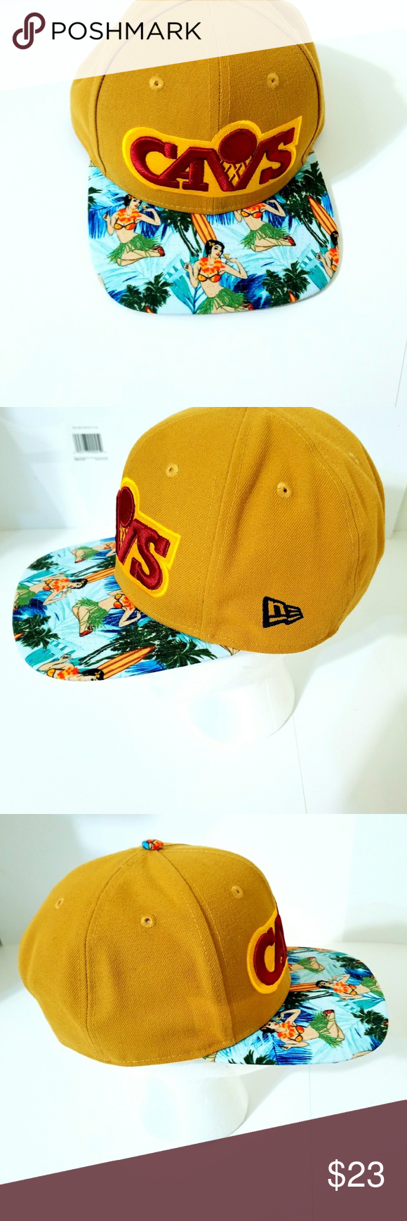 Cleveland Cavaliers  ball cap New without tags New Era Accessories Hats