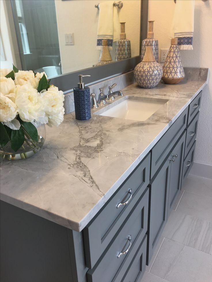New Bathroom Countertop Ideas Diycountertops Small Bathroom