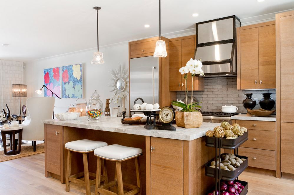 Simple Kitchen Design For Small Space Designs Spaces ...