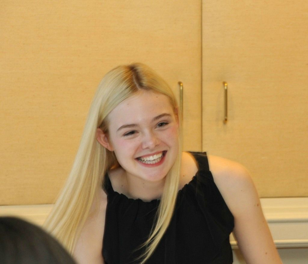 My interview with Elle Fanning who plays Aurora in Disney's MALEFICENT. Sweet, smart, and so much fun to chat with! www.PandorasDeals.com