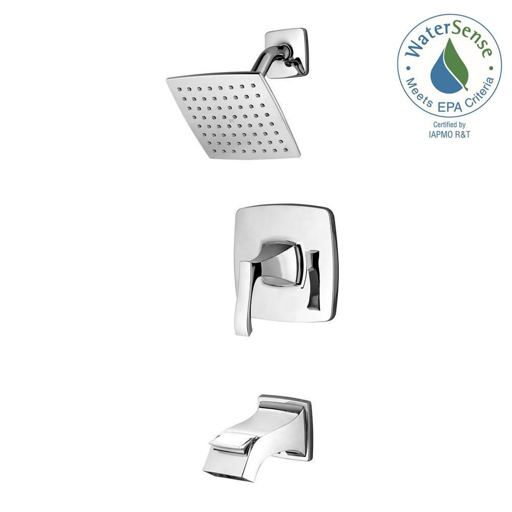 Pfister Venturi Single Handle 1 Spray Tub And Shower Faucet In