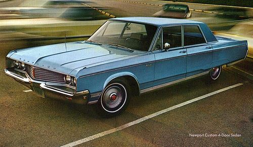 Jim Ellis Buick >> 1968 Chrysler Newport Custom 4 Door Sedan | Chrysler ...