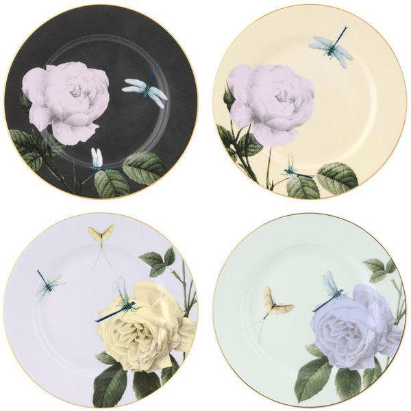 Ted Baker Rosie Lee Dinner Plate - Assorted - Set of 4 (u20ac105)  sc 1 st  Pinterest & Ted Baker Rosie Lee Dinner Plate - Assorted - Set of 4 (u20ac105 ...