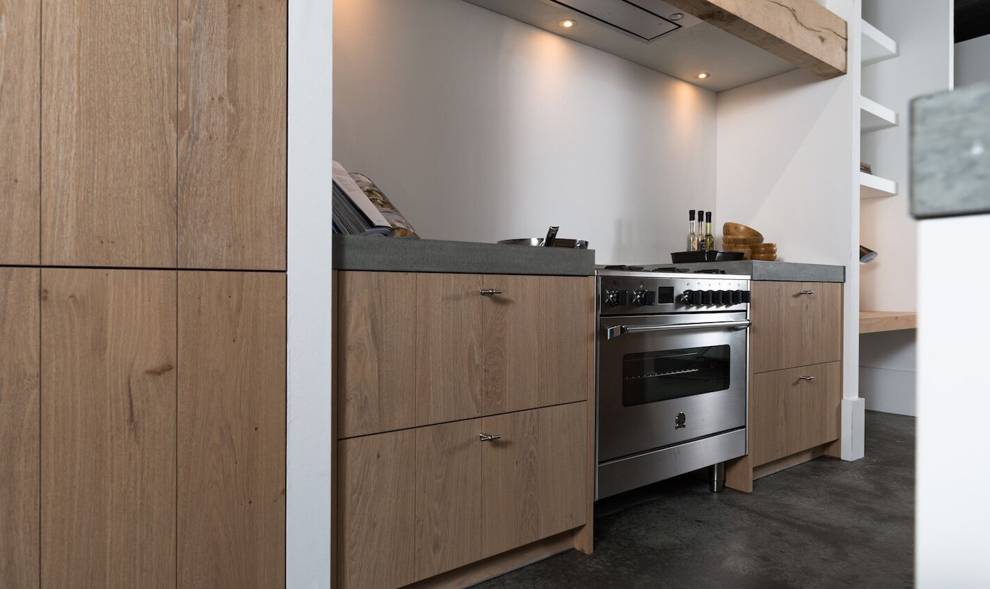 Photo of Landelijke eiken keuken | BY SENSA KEUKENS