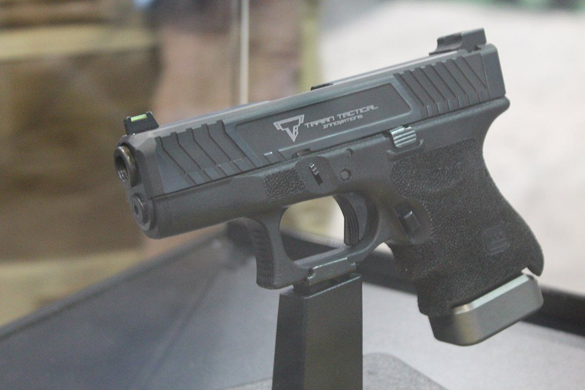 Taran Tactical GLOCK Pistol used by Keanu Reeves in the movie, John