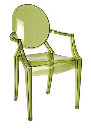 Philip Starck Ghost Chair This Chair Has Been Sold Over 1 Million