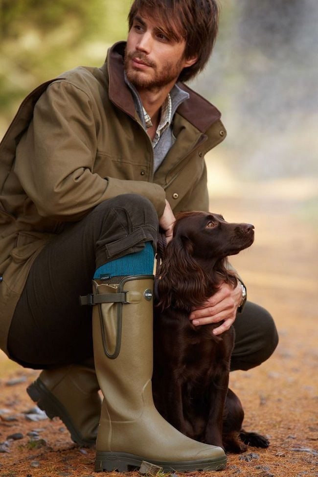 The British Country Look The Essentials British Country Style Le Chameau Boots Countryside Fashion