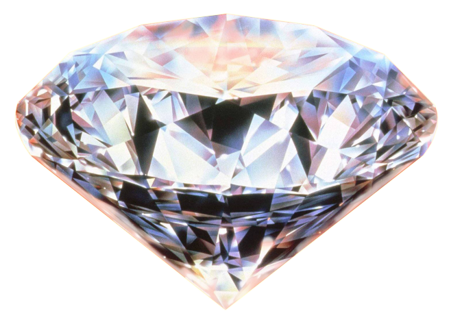 Diamonds are beautiful